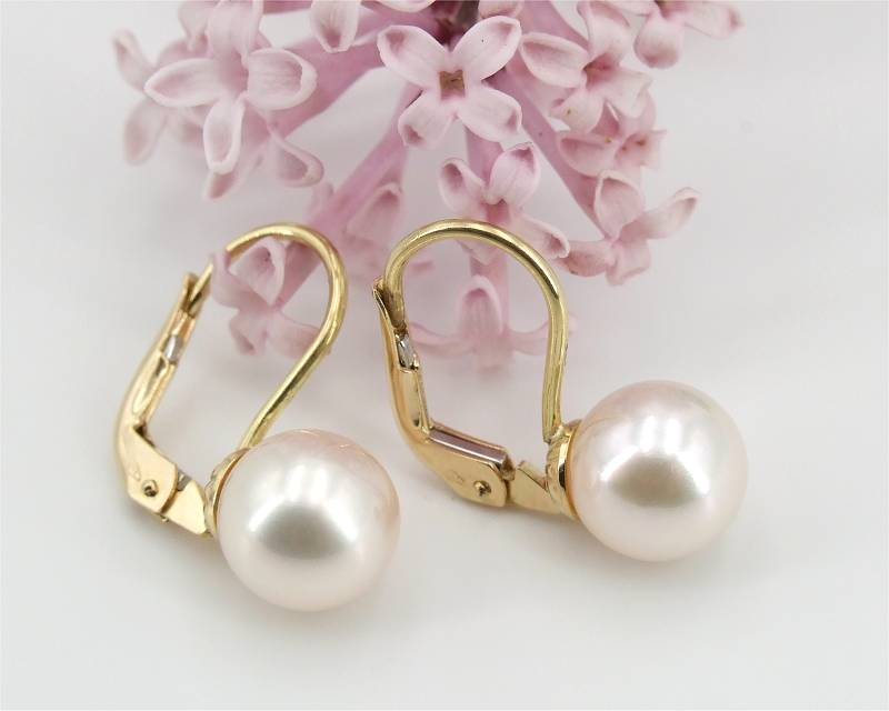 Ohrringe perlen  Ohrringe vom Edelkontor